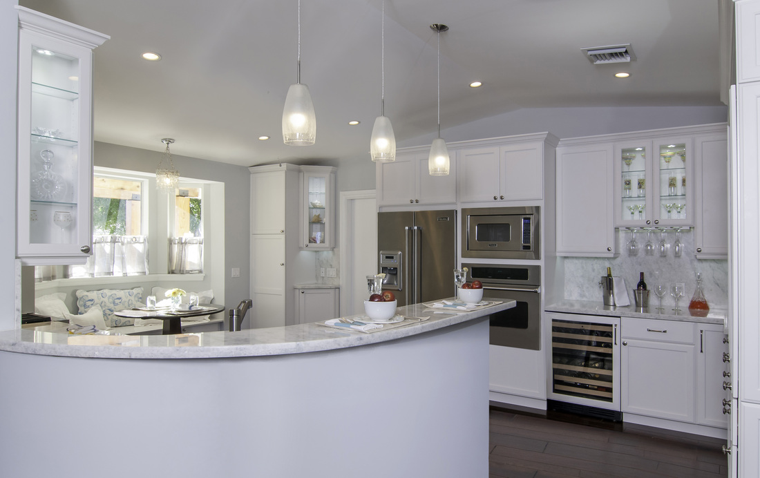 Are White Kitchens Classic Or Trendy Both We Can Create A White Kitchen That Perfectly Suits