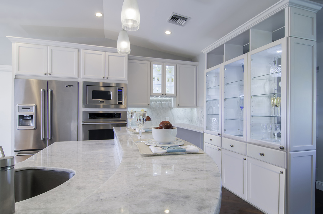 Are white kitchens classic or trendy both we can create a white i consider these kitchens classic and trendy classic because white cabinets are timeless trendy because the countertops are quartzite which is a new and workwithnaturefo